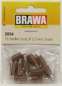 Brawa 03054 Pin Connectors